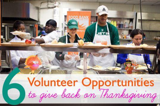 6 Thanksgiving Volunteer Opportunities in NYC | Inhabitat New York City