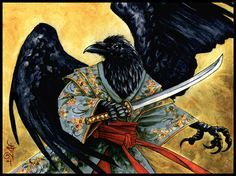 l5r | Kenku - L5R Wiki, the Legend of the Five Rings wiki - Clans, dragon ...