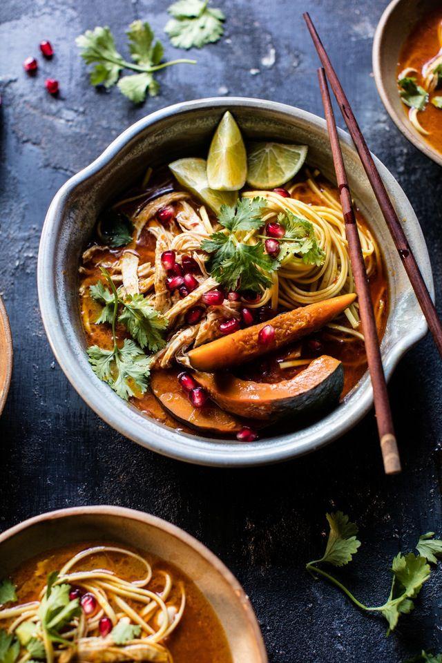 Check this out: Thai Pomegranate Chicken Khao Soi Noodle Soup.. https://re.dwnld.me/cGbvS-thai-pomegranate-chicken-khao-soi-noodle-soup