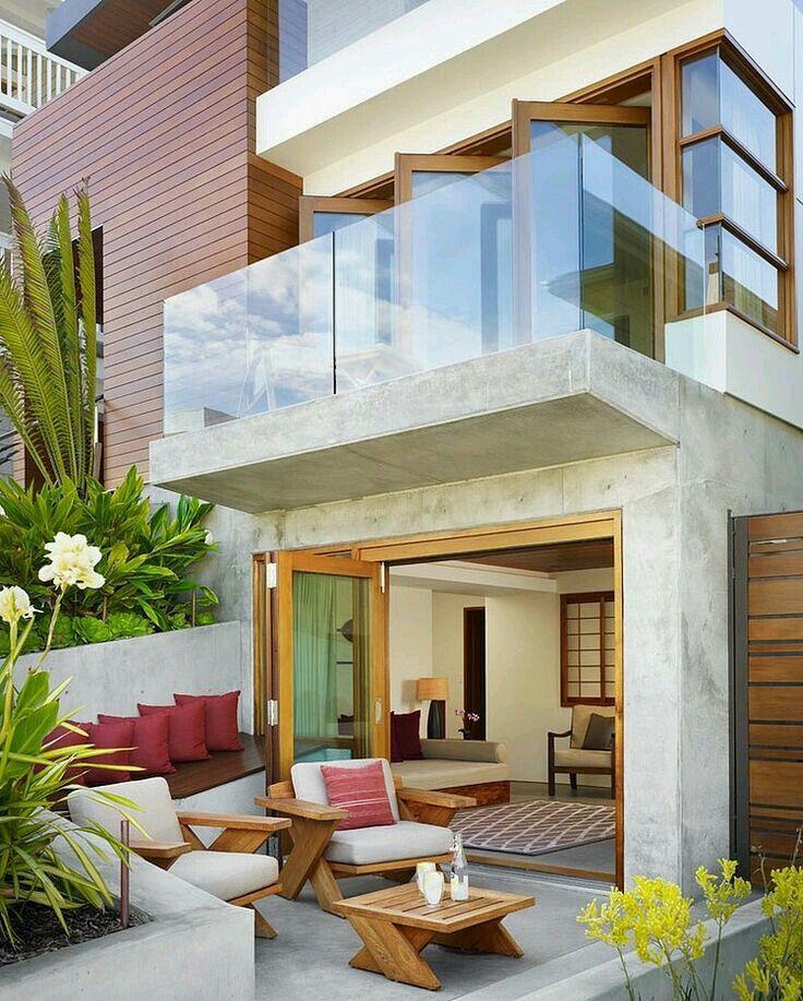 Architecture Terrific Small Modern Tropical House Design