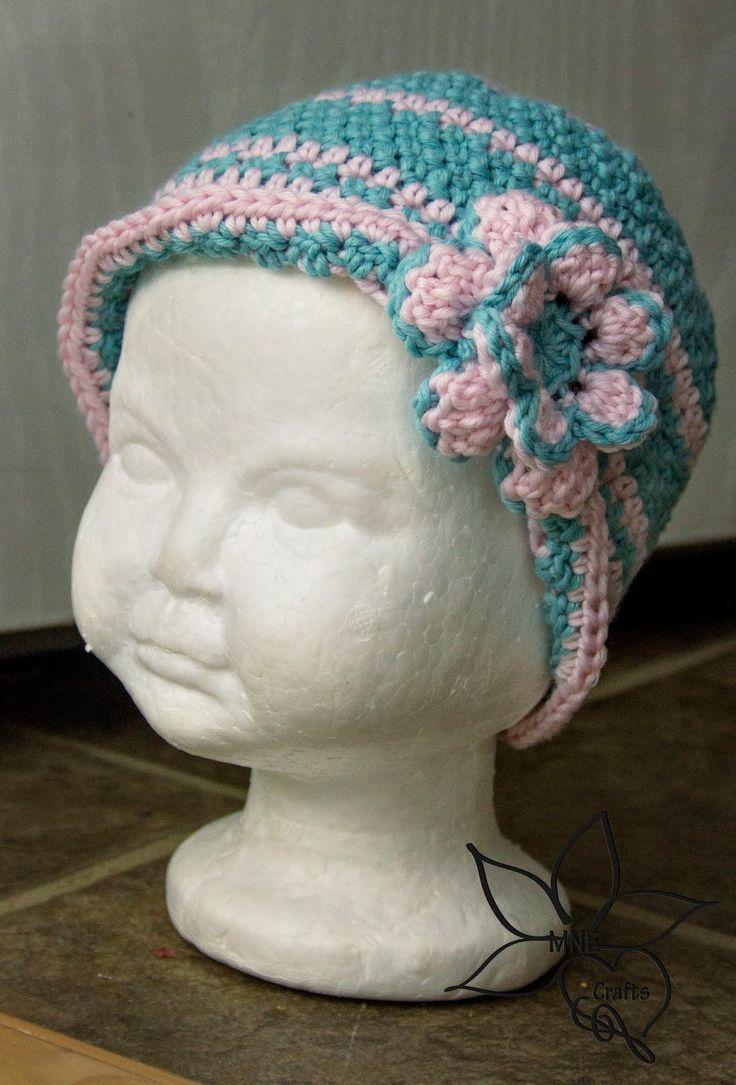 MNE Crafts: Fair Lil' Baby Beanie