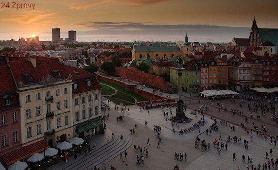 Tisíce lidí ve Varšavě pochodovaly za práva homosexuálů
