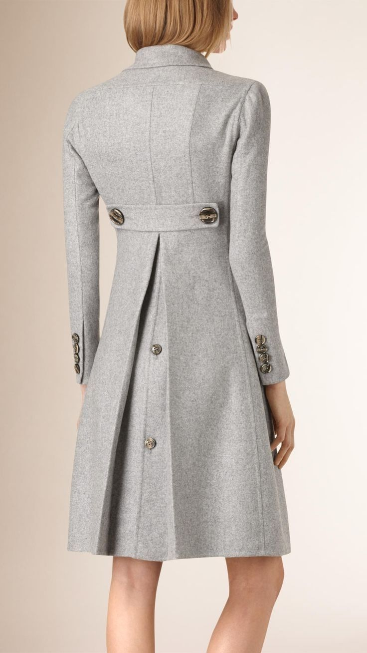 Cashmere Coat Image By Irmgard On Schicke Kleidung In 2020 Clothes Coats For Women