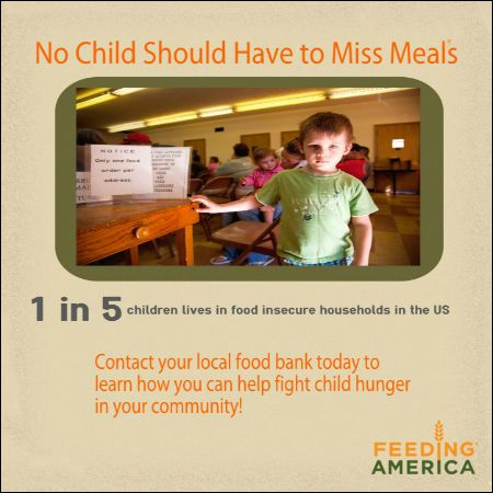 Child hunger and welfare in america