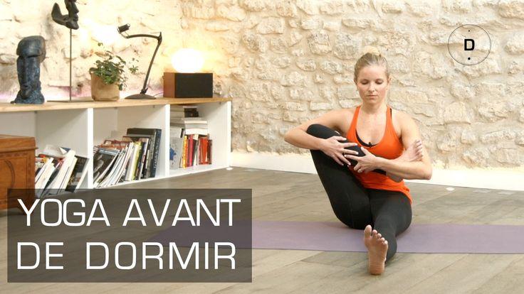 Sandrine Bridoux, professeur de Yoga, vous a préparé une séance de Yoga cocooning, pour bien dormir. Vous pouvez pratiquer ces 20 minutes de yoga nidra, sur ...