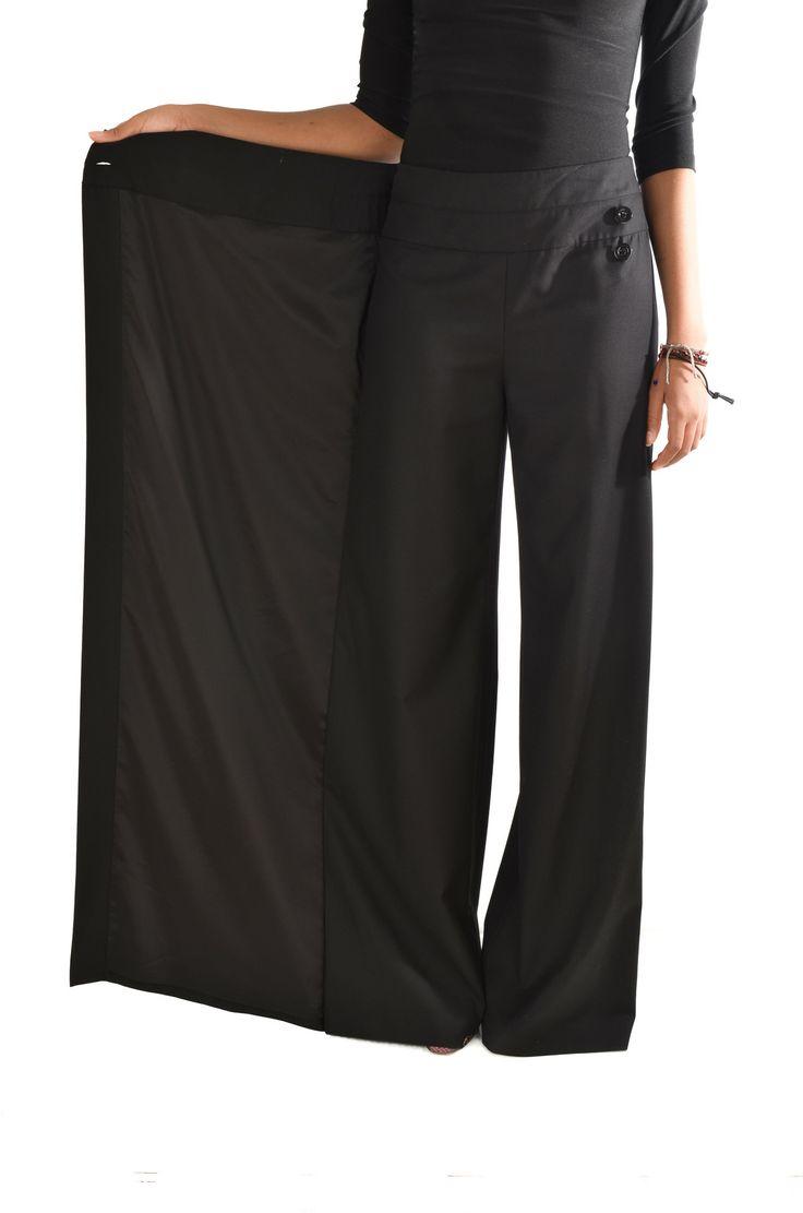 Fashion Star Saks 5th Ave Black Pants (Multiple Sizes) | ClosetDash