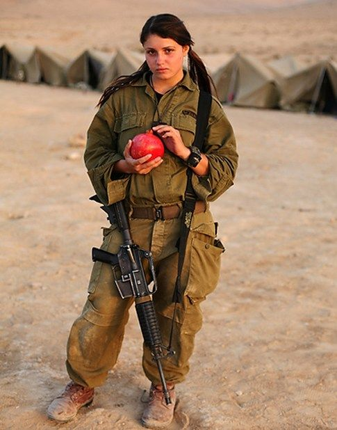 Israeli   | Beautiful Female Soldiers of Israeli Defence Forces