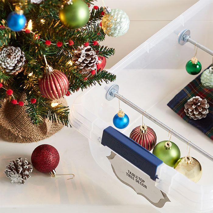 102 best Christmas Storage and Organization