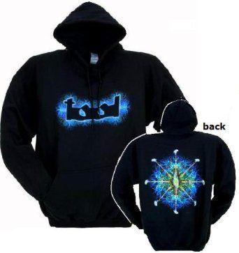 Rock band TOOL hoodie `Nerve Endings` black hooded 2-sided sweatshirt $49.95: Rock Bands, Bands Tools, Rocks Bands, Bands T Shirts