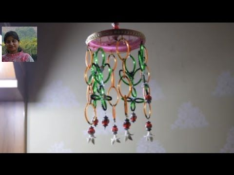 how to make art from waste bottles