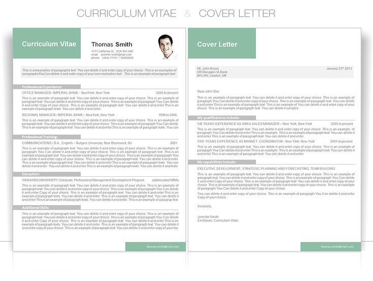 25 best CV Word Templates images on Pinterest Cv template, Word - word template resume