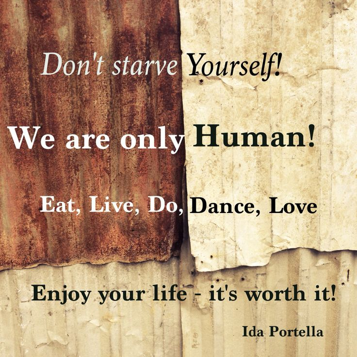 #livelife all in moderation!