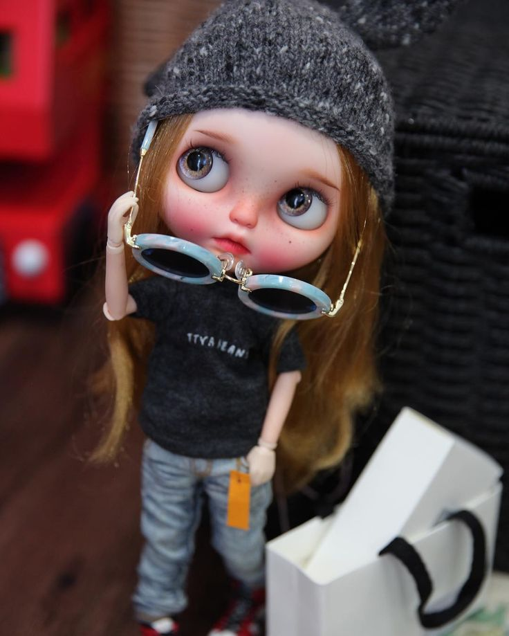 blythe customizer