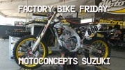 Factory Bike Friday: Mike Alessi's RM-Z450