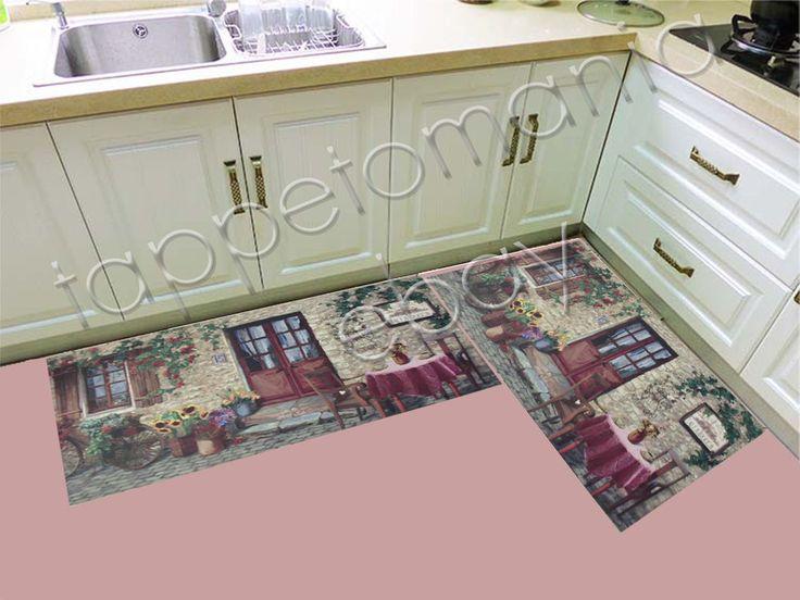 Oltre 25 fantastiche idee su tappeto cucina su pinterest - Tappetino cucina ...
