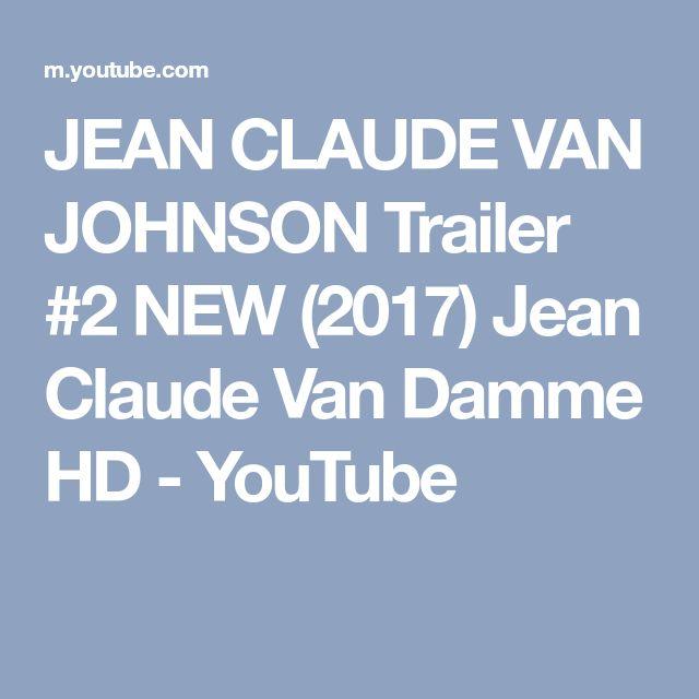 JEAN CLAUDE VAN JOHNSON Trailer #2 NEW (2017) Jean Claude Van Damme HD - YouTube
