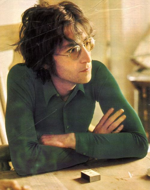 """""""When I cannot sing my heart, I can only speak my mind."""" ― John Lennon"""