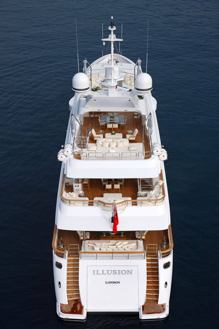 Benetti Illusion  Discover more at www.benettiyachts.it/it/node/41
