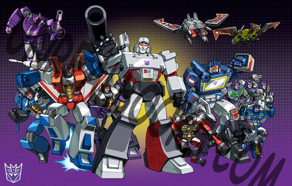 Decepticons Unite! | Transformers - Generation One Cartoon ...