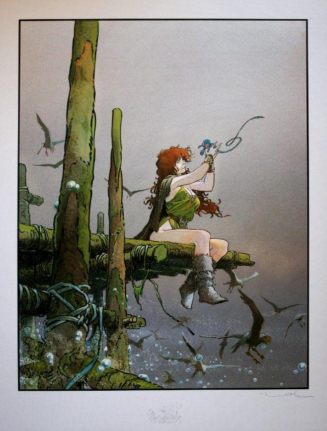loisel...: Illustration, Bds