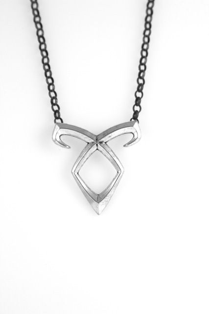 Angelic Rune Necklace as worn by Robbie at San Diego Comic Con