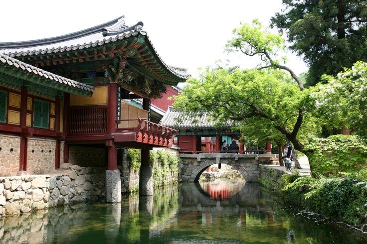 Suncheon est souvent considéré comme le centre écologique de la Corée du sud