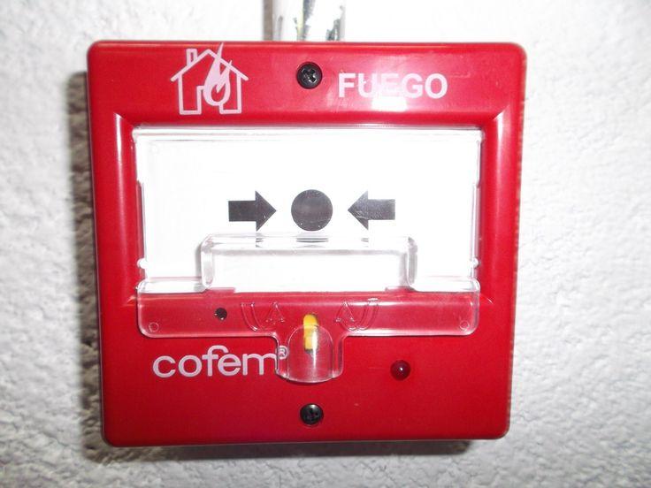 Sistema de detención de #incendios.