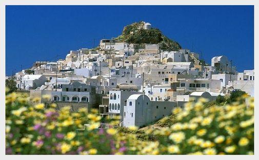 Anafi Greece