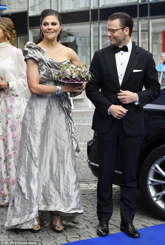 124 best Crown Princess Victoria of Sweden images on Pinterest ...
