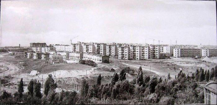 ul. Głęboka, 1966 r.