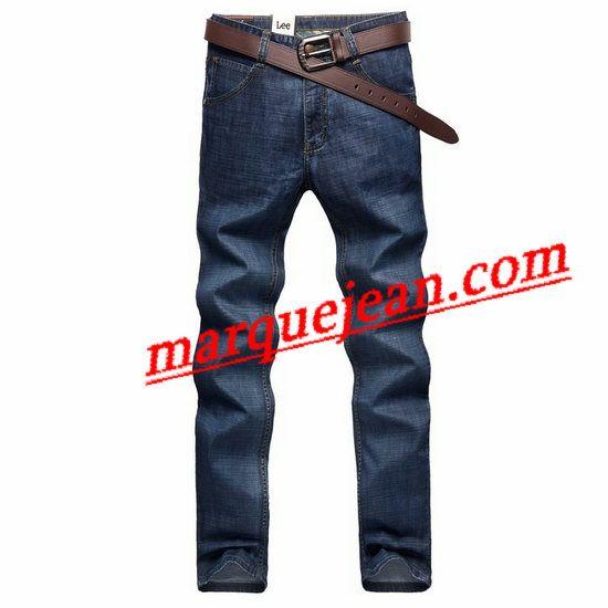 Vendre Jeans Lee Homme H0025 Pas Cher En Ligne.