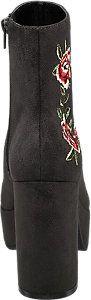 Stiefelette von Catwalk in schwarz - deichmann.com