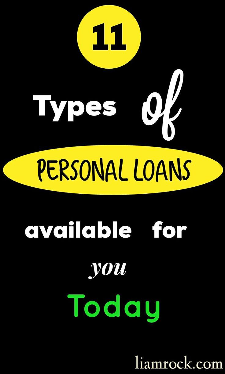 Did You Know There Are 10 Types Of Personal Loans You Can Apply For Personal Loans Ways To Get Money Personal Line Of Credit