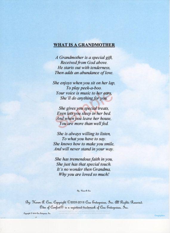 25+ best ideas about Grandmother poem on Pinterest | Words ...