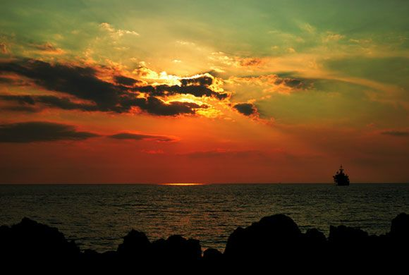 La orizont, fotografie de Evelyn U