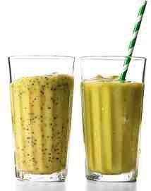 Resep Minuman Buah Alpukat Mangga Smoothies