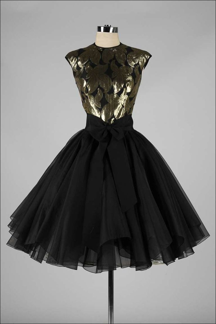1950's Suzy Perette dress