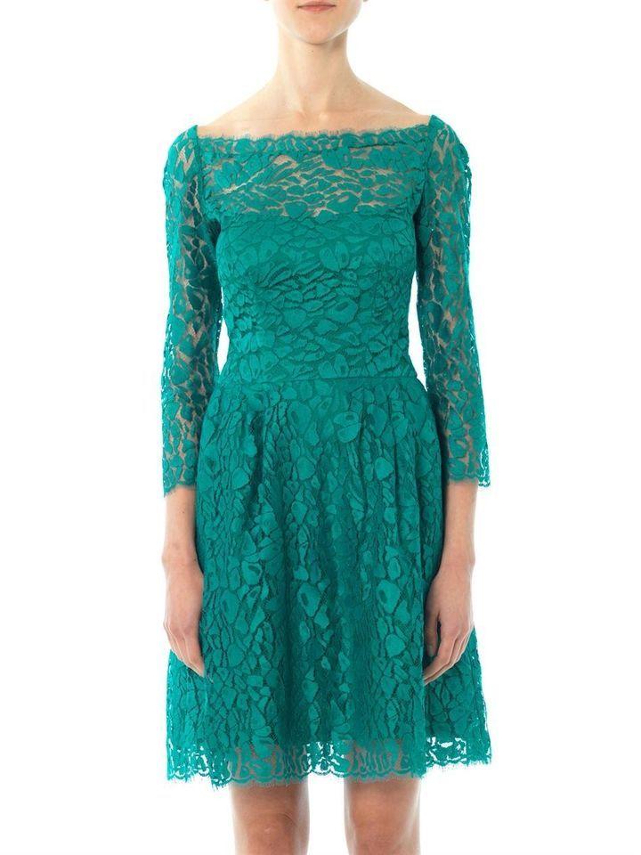 25 best ideas about green cocktail dress on pinterest