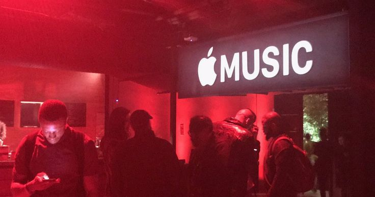 awesome AirPods at a rap concert? Welcome to Apple Music at SXSW
