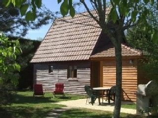 Countryside chaletHoliday Rental nr Bergerac - 2 chalets share pool 468