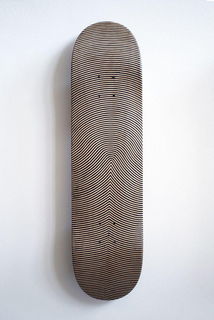 Garth Weiser | Unique Skateboard, 2011