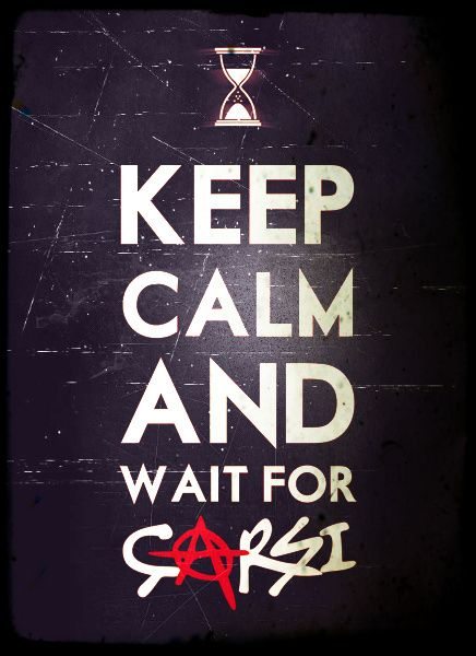 Keep calm and wait for çArşı.