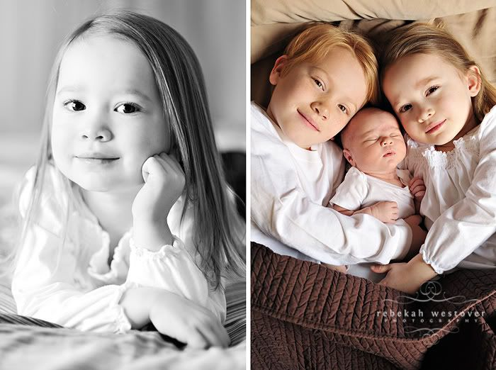 Rebekah Westover Photography: babies