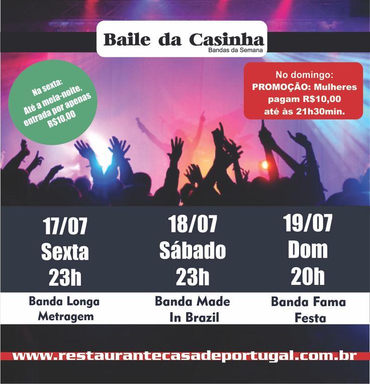 A festa rola solta neste fim de semana. Não perca! #portoalegre