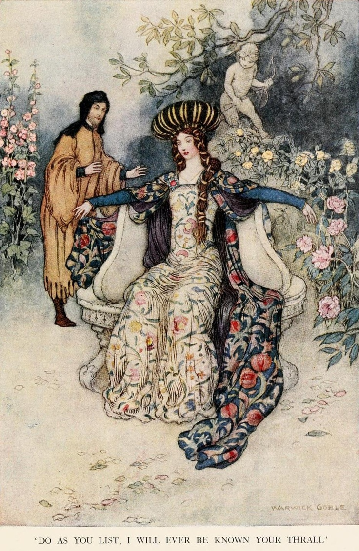 the role of female characters in geoffrey chaucers the canterbury tales There are two primary women introduced in the general prologue of geoffrey chaucer's the canterbury tales the.