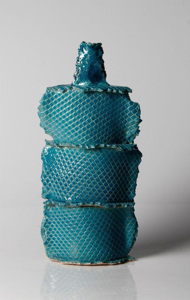 Ceramic Bottle by Efe Turkel