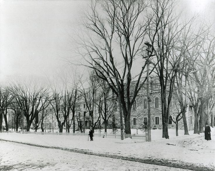 College L'Assomption debut 1900