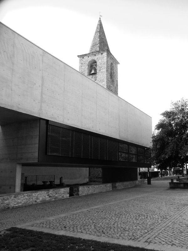 Ecole de Monte Carasso (L. Snozzi)