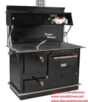 Pioneer Princess Cookstove- We had one of these in our house in Tonasket WA. I sure do miss it!