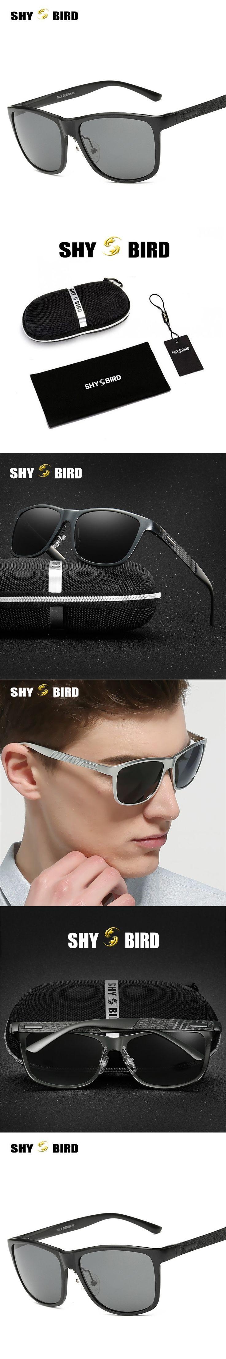 Men's Aluminum And Polarized Magnified Sunglasses Mirrored Designer Sunglasses Men's Driving Sunglasses Sunglasses 8587